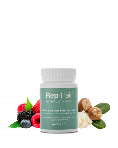 Tints of Nature Rep-Hair (tm) Hair and Nail Supplements